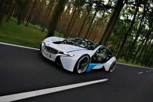 2010 BMW Vision EfficientDynamics Concept